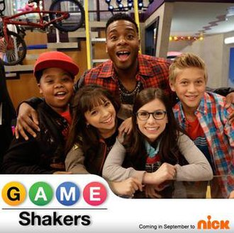 Game Shakers - Image: Game Shakers