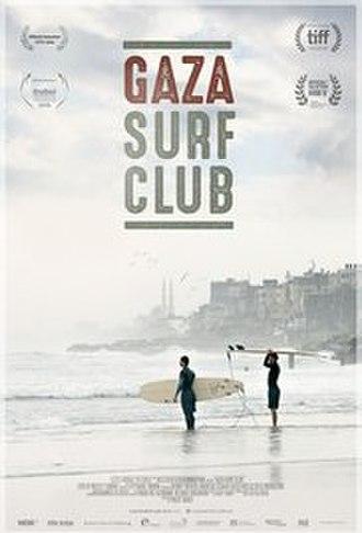 Gaza Surf Club - Film poster