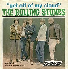 The Rolling Stones — Get Off of My Cloud (studio acapella)