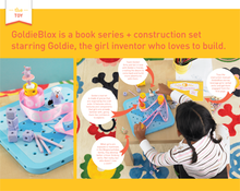 Goldie Blox and the Spinning Machine. SCREENSHOTS