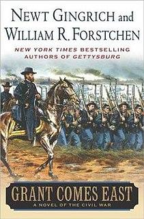 <i>Grant Comes East</i> novel by William R. Forstchen