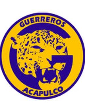 Guerreros Acapulco - Image: Guerrerosacapulco