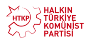 People's Communist Party of Turkey - Image: Halkın Türkiye Komünist Partisi logo