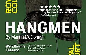 Hangmen (play) - Image: Hangmen Play