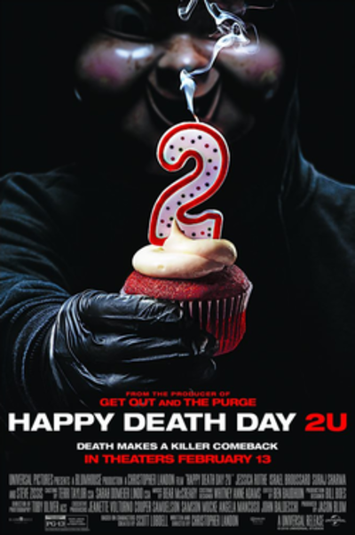 Picture of a movie: Happy Death Day 2u