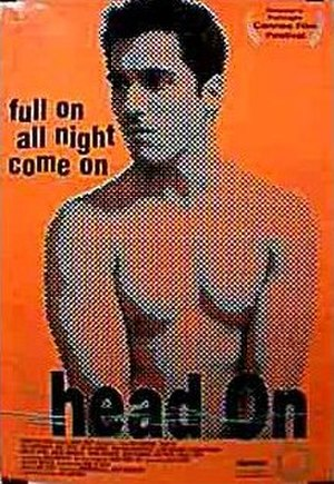 Head On (1998 film) - Theatrical release poster