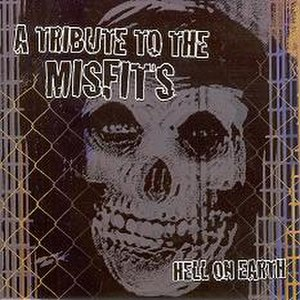 Hell on Earth: A Tribute to the Misfits - Image: Hell on Earth cover