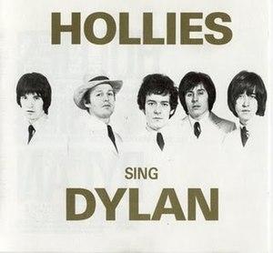 Hollies Sing Dylan - Image: Hollies Sing Dylan