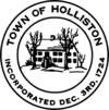 Official seal of Holliston, Massachusetts