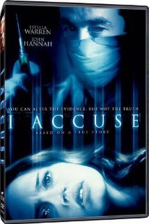 I Accuse - DVD cover