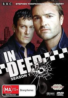 <i>In Deep</i> (TV series) television series