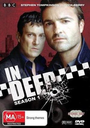 In Deep (TV series) - Image: In Deep Nick Berry BBCDVD