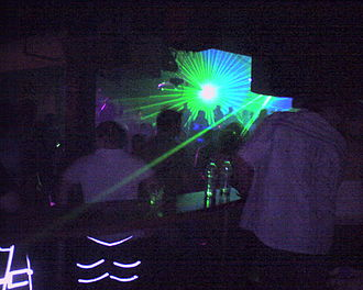 Popular entertainment in Brisbane - Inside the Family Nightclub