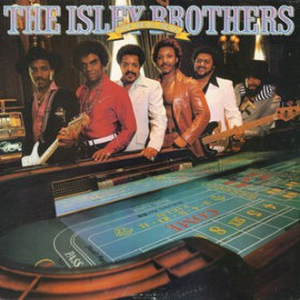 The Real Deal (album) - Image: Isley brothers The real deal album