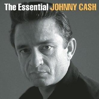 The Essential Johnny Cash (2002 album) - Image: JC Essential