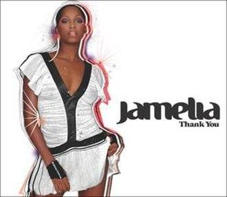 Thank You (Jamelia song) - Image: Jamelia Thank You (CD 1)
