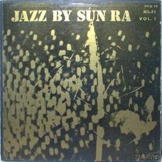 Jazz by Sun Ra - Image: Jazz By Sun Ra