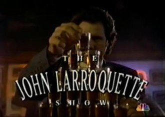 The John Larroquette Show - Series intertitle from the first season.