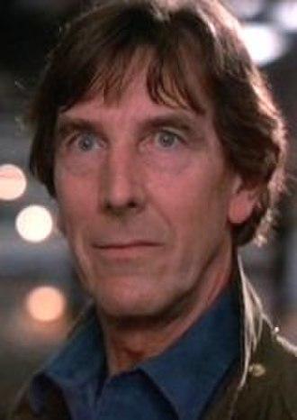John Wood (English actor) - John Wood as Professor Falken in the film WarGames