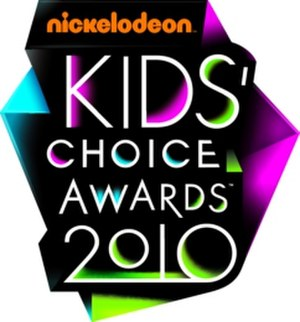 2010 Kids' Choice Awards - Image: Kca 10 logo