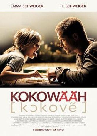 Kokowääh - Theatrical poster