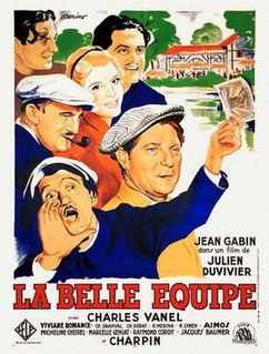 1936 French film directed by Julien Duvivier