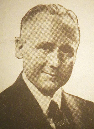Harry W. Laidler - Harry W. Laidler, circa 1936.