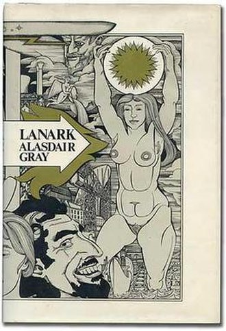 Lanark: A Life in Four Books - First edition