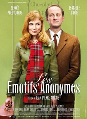 Romantics Anonymous - Image: Les emotifs anonymes poster