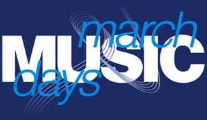 March Music Days - Image: Logo March Music Days