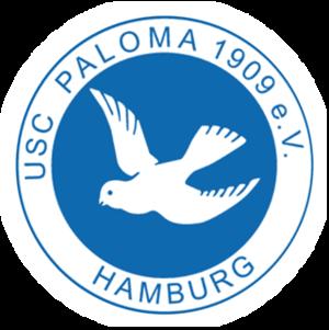 USC Paloma - Image: Logo USC Paloma Hamburg
