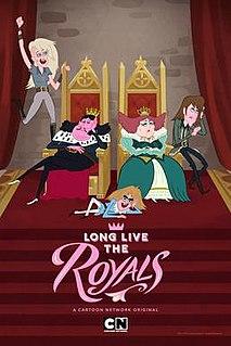 <i>Long Live the Royals</i>
