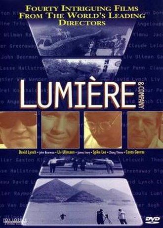 Lumière and Company - Image: Lumière and Company Film Poster