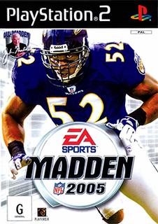<i>Madden NFL 2005</i>