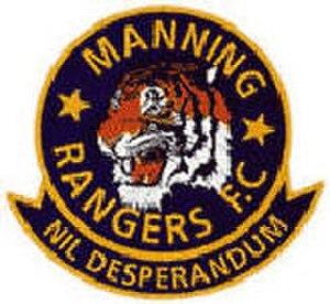 Manning Rangers F.C. - Image: Manning Rangers F.C. logo