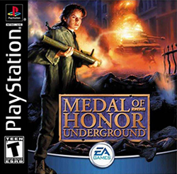 Medal of Honor - Underground Coverart.png