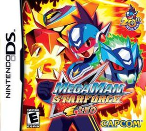 Mega Man Star Force