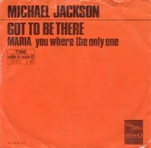 Got to Be There (song) - Image: Michael Jackson Got to be there (single) Netherlands version