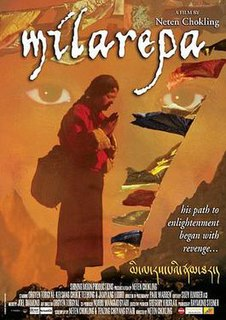 Milarepa (2006 film) 2006 Bhutanese adventure drama film by Neten Chokling