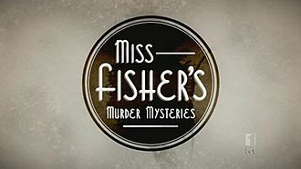 Miss Fisher's Murder Mysteries - Image: Miss Fisher's Murder Mysteries