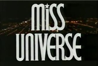 Miss Universe 1984 - Miss Universe 1984 Titlecard