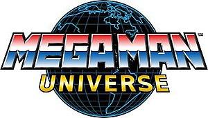 Mega Man Universe - Image: Mmulogo 71610