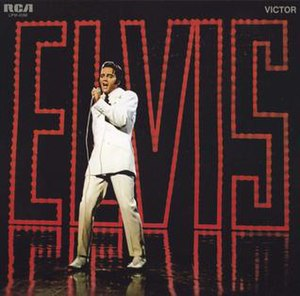 Elvis (NBC TV Special) - Image: NBC TV Special