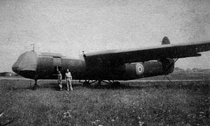 Northwest African Troop Carrier Command - NATCC - No. 38 Wing - Horsa Glider (1943).