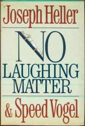 No Laughing Matter (book) - First edition