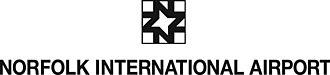 Norfolk International Airport - Image: Norfolk International Airport Logo