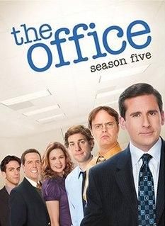 <i>The Office</i> (American season 5) Season of television series