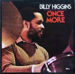 Once More (Billy Higgins album) - Image: Once More (Billy Higgins album)