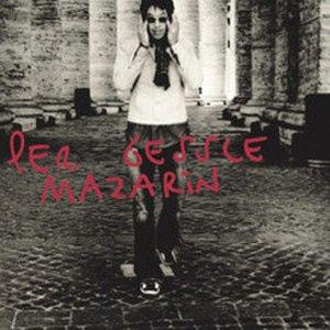 Mazarin (album) - Image: PG mazarin album cover