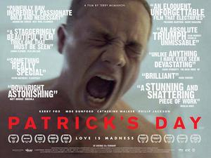 Patrick's Day (film) - Poster